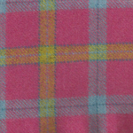 Panno Checked Pink Grade IV
