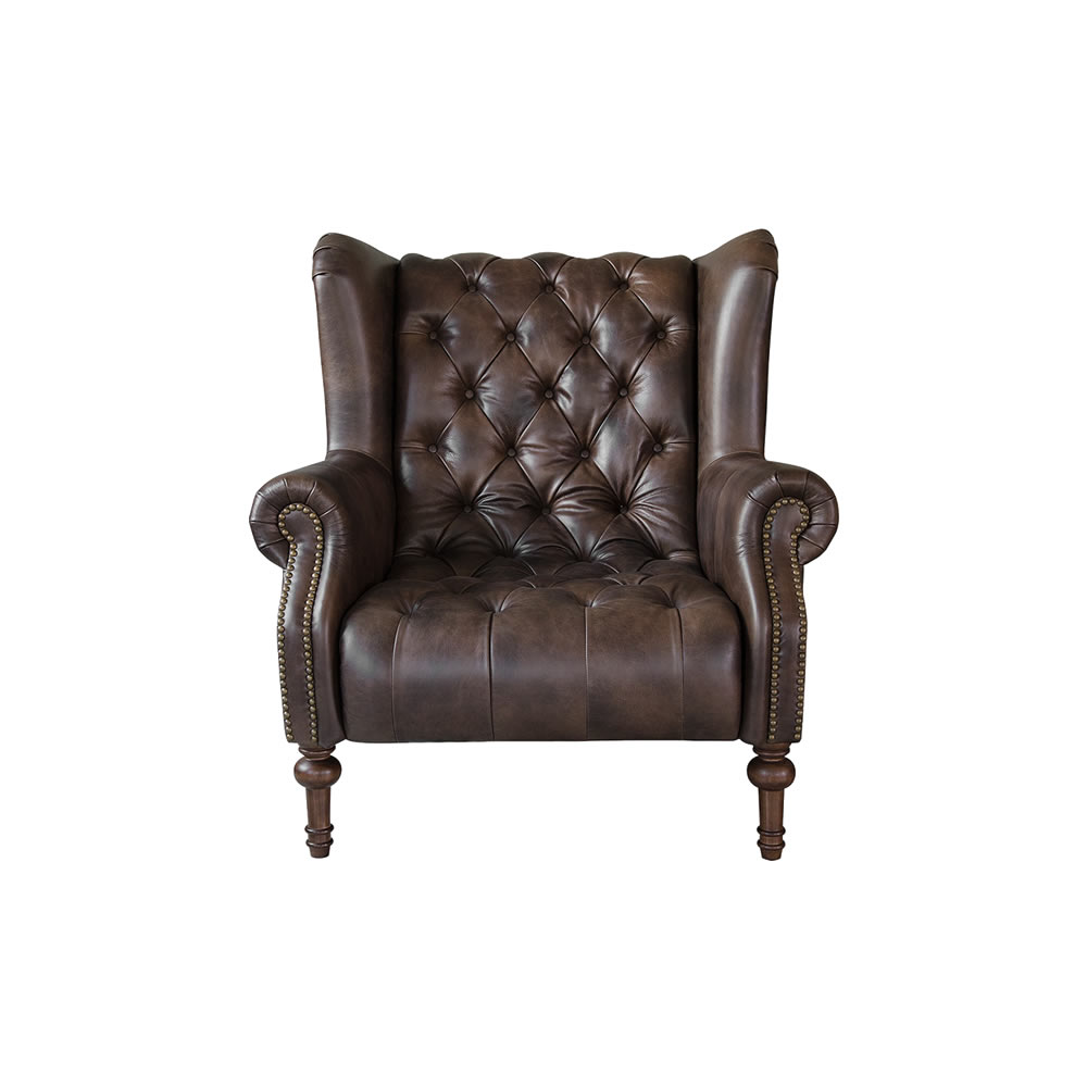 Alexander and James Theo Wing Back Chair  sc 1 st  Abitare UK & Alexander and James Theo Wing Back Chair - Abitare UK