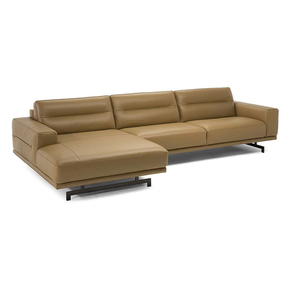 Natuzzi Editions Audacia Chaise End Sofa