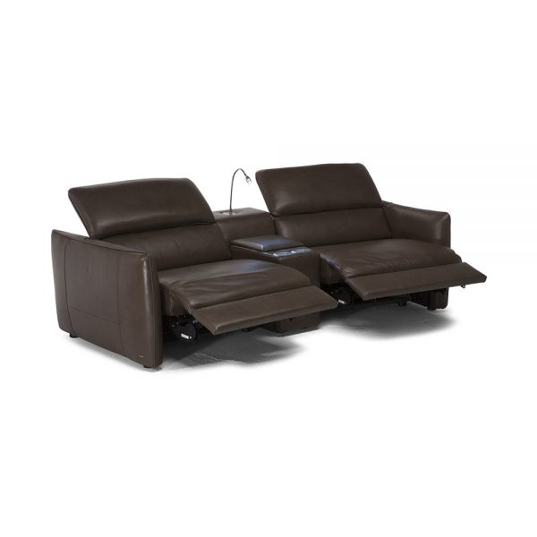 Natuzzi Editions Meraviglia 2str Recliner Sofa