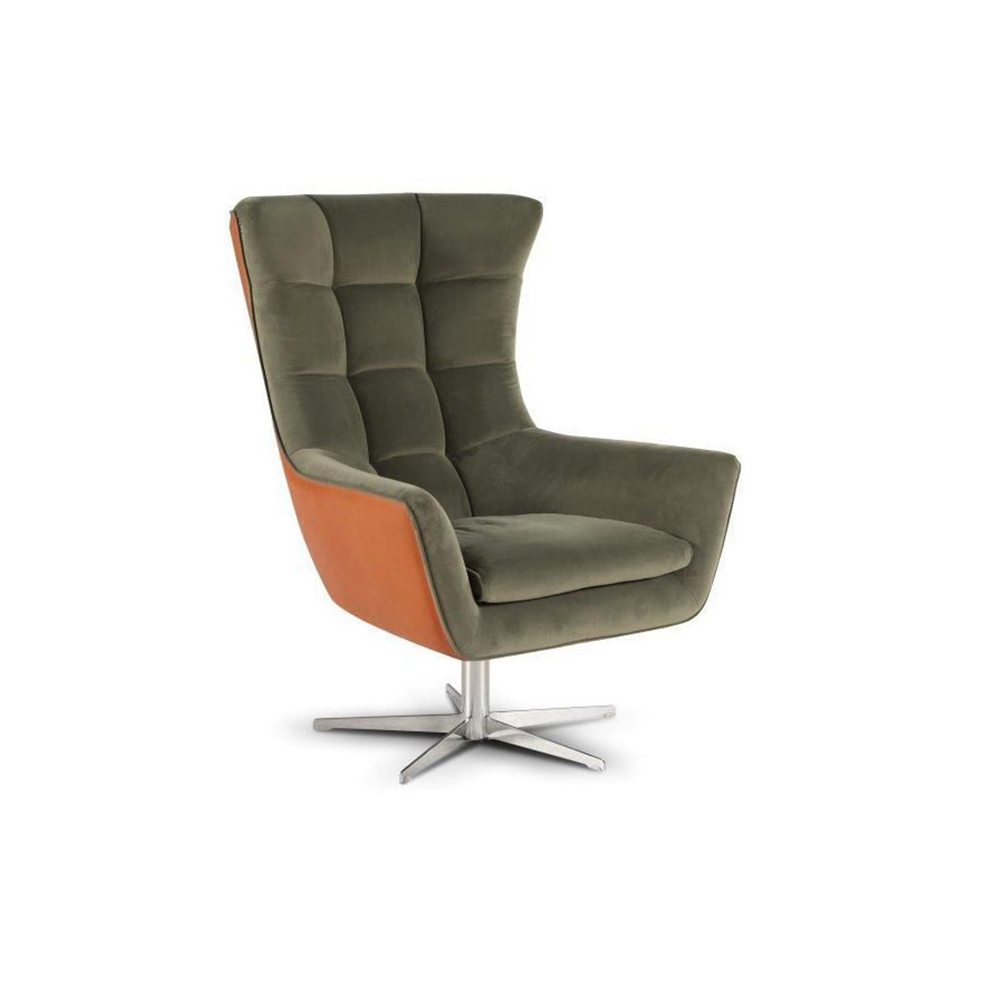 Fabulous Calia Italia Jacob Swivel Chair Beatyapartments Chair Design Images Beatyapartmentscom
