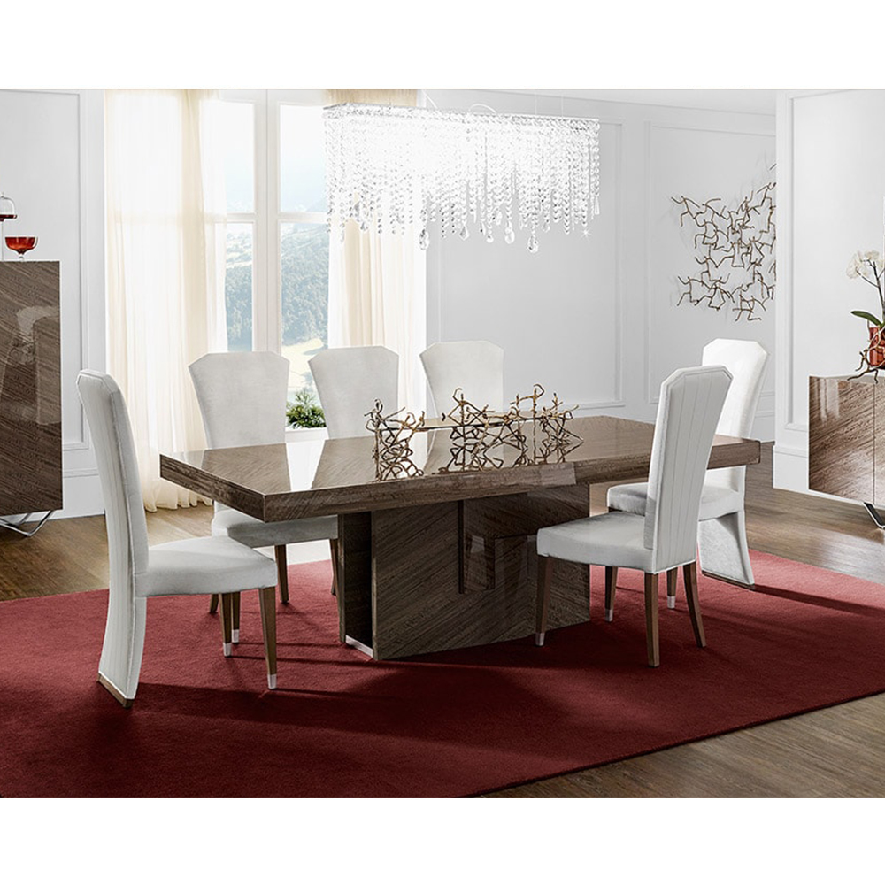 Dining Tables Clearance: Aleal Topaz Dining Table