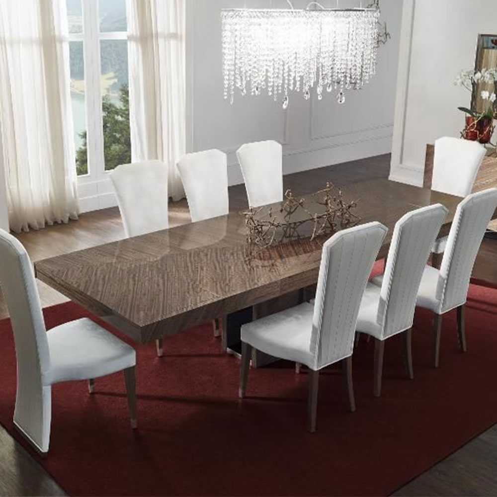 Clearance Dining Table: Aleal Topaz Dining Table