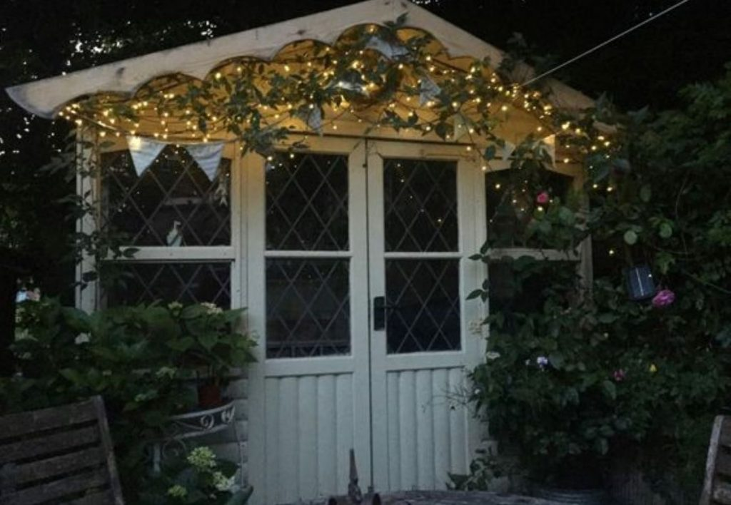 summer-house-with-fairy-lights