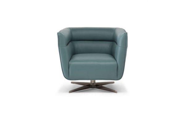 Natuzzi-Editions-Spiritosa-Leather-armchair