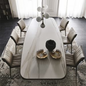 Cattelan Italia Stratos Keramik Dining Table