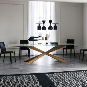 Cattelan Italia Spyder Dining Table