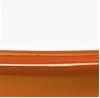 White/ Transparent Orange