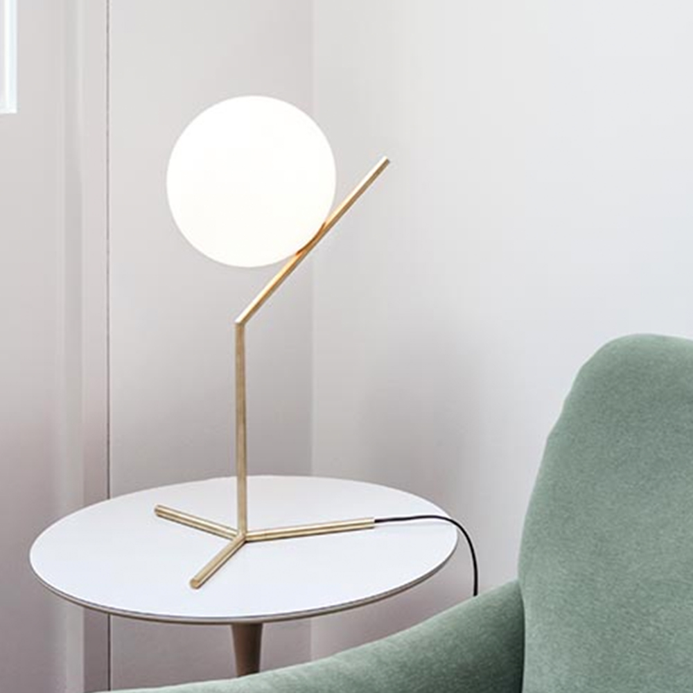 Flos Ic Light Table High Lamp