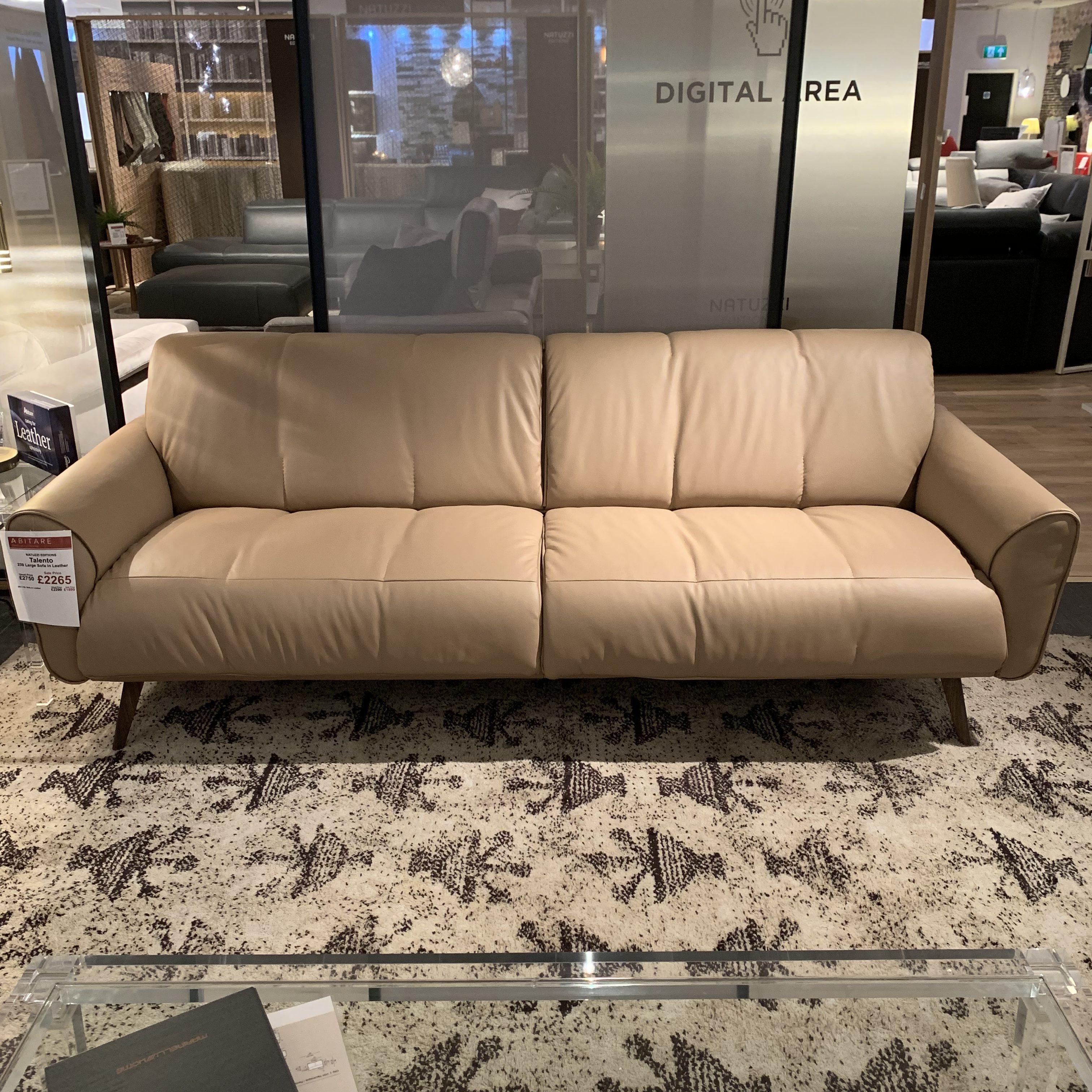 Natuzzi Editions Talento Sofa Chair