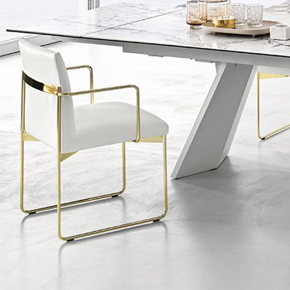 Calligaris Gala Arm Dining Chair