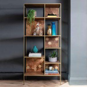 Midas Bookcase 1