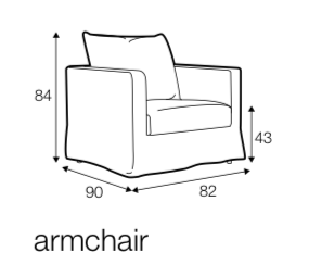 Sally Arm Chair