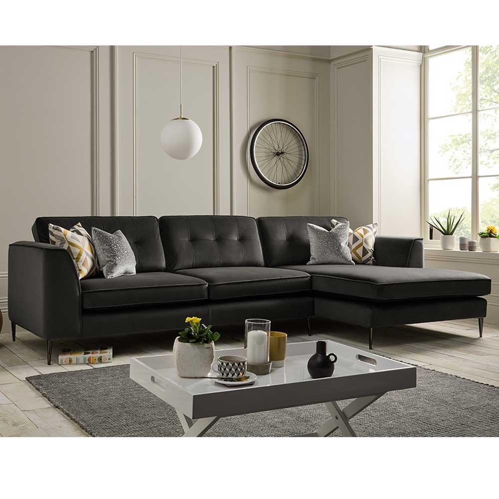 Whitemeadow Lorenzo Small Chaise End Sofa
