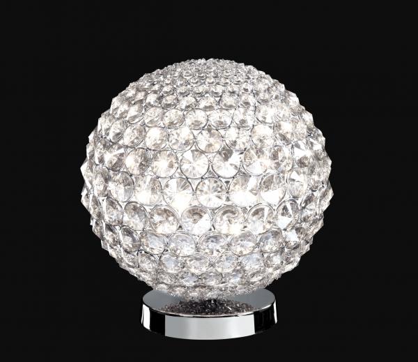 ILLUMINATI LIGHTING MILANO LARGE ROUND TABLE LAMP