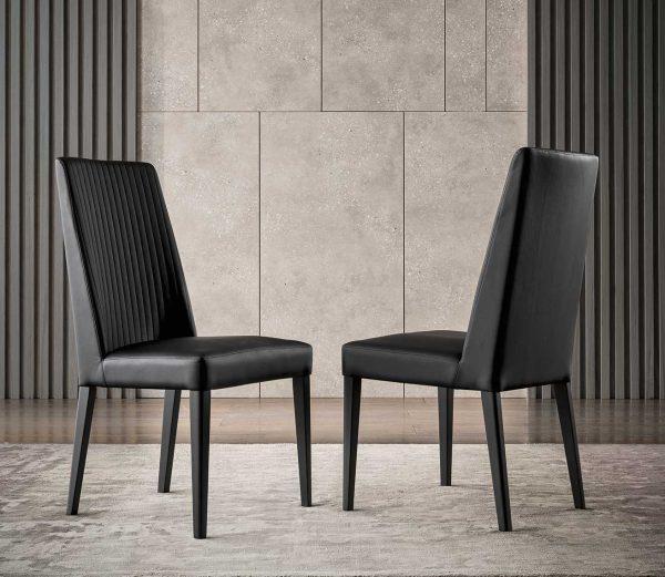 Alf Italia Novocento Pablo Dining Chairs