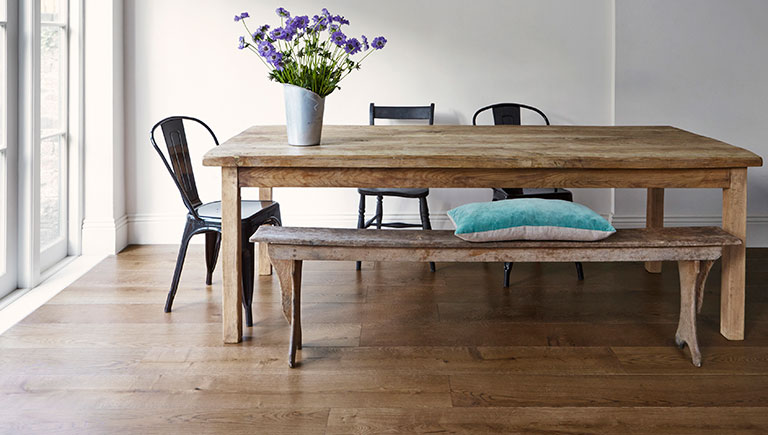 Antique Oiled Oak From Natural Wood Floor Image3