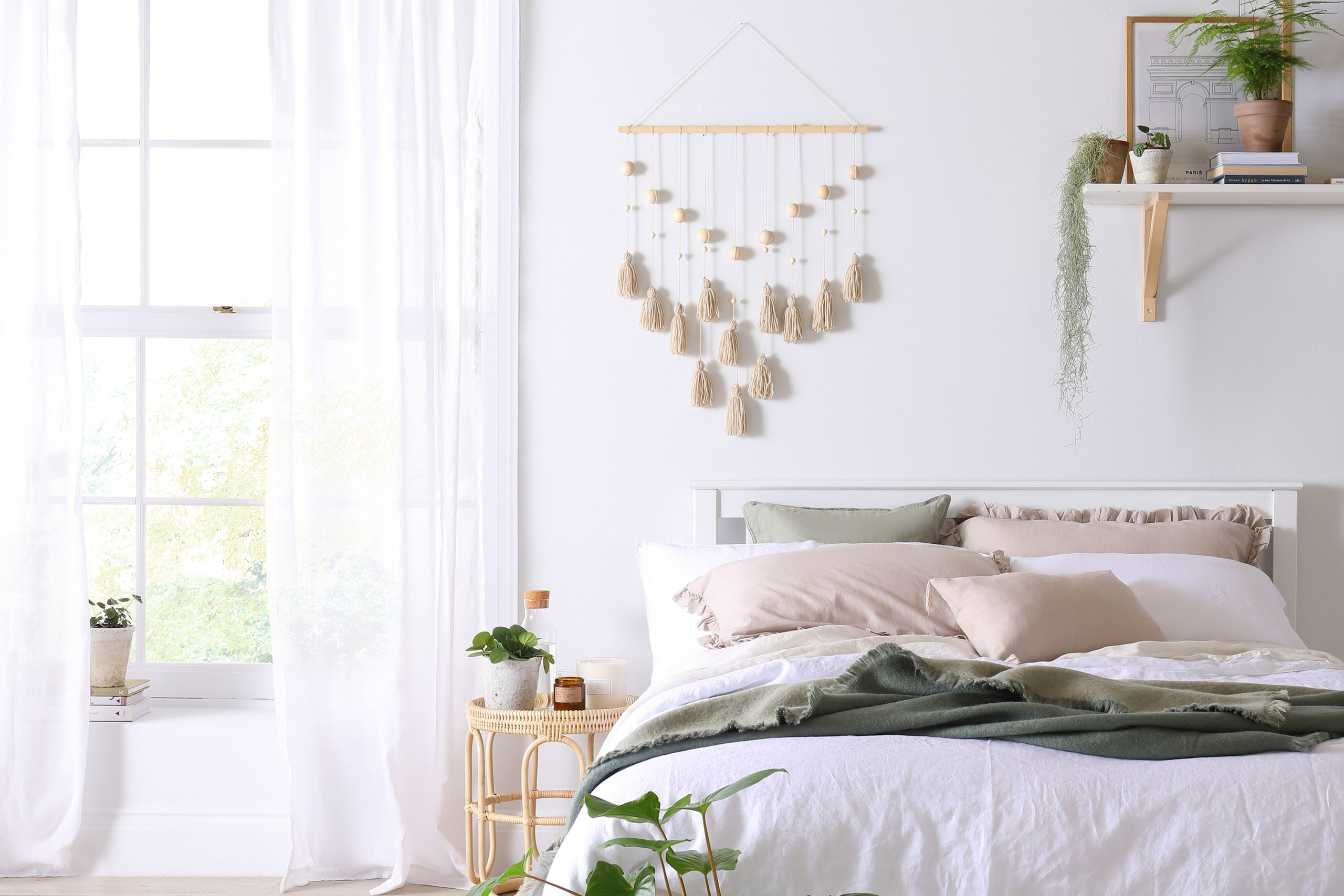 Fc Denver White Bed Landscape
