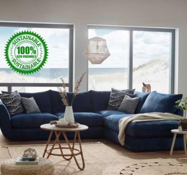 eco-friendly sofa Neptune