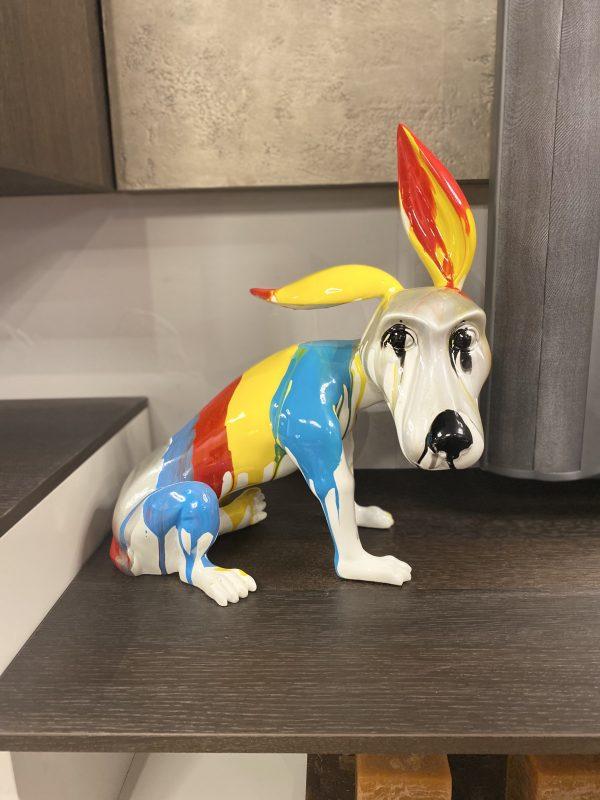 Good Dog Sculpture Sc261 4