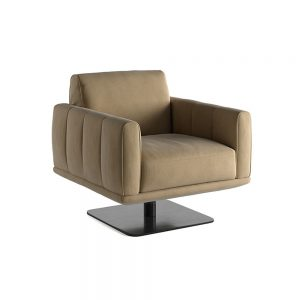 Dalt Chair Product Image Leather