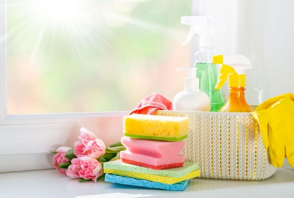 cleaning-supplies-spring-clean