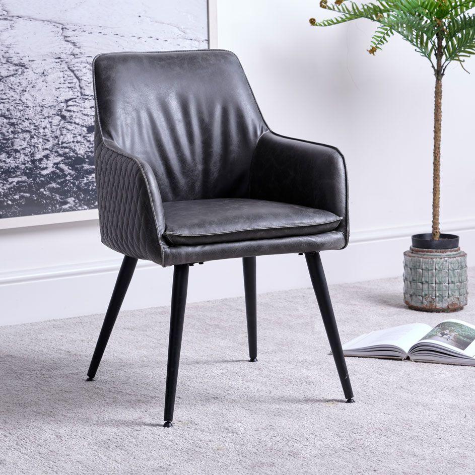 CharcoalGrey Chair