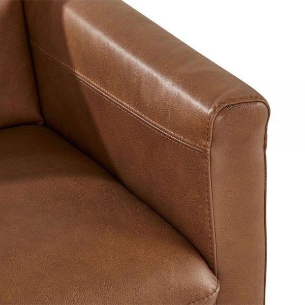 leather premura arm