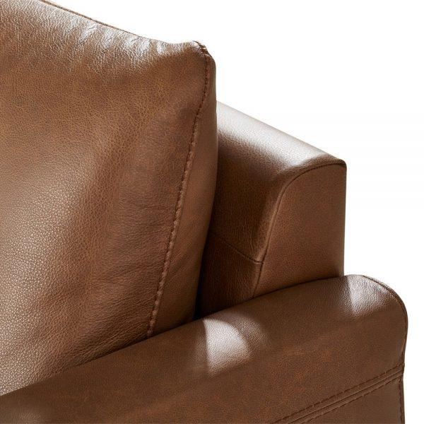 premura leather stitching
